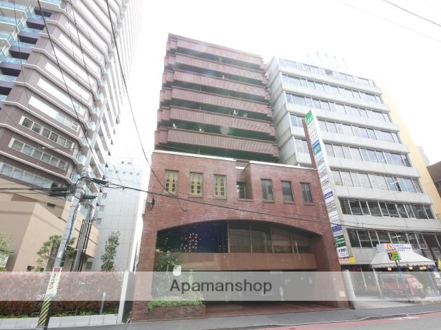 広島県広島市中区、女学院前駅徒歩2分の築37年 11階建の賃貸マンション