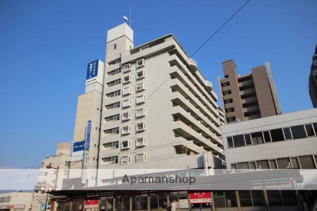 広島県広島市中区、別院前駅徒歩6分の築29年 11階建の賃貸マンション