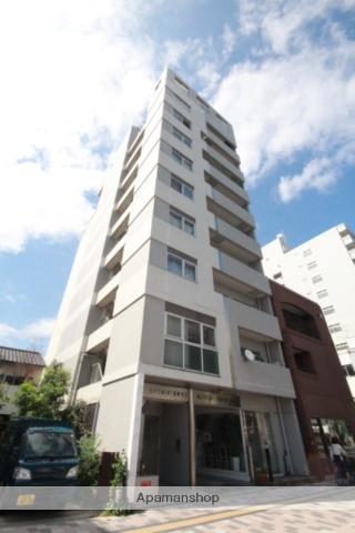 広島県広島市中区、日赤病院前駅徒歩7分の築27年 10階建の賃貸マンション