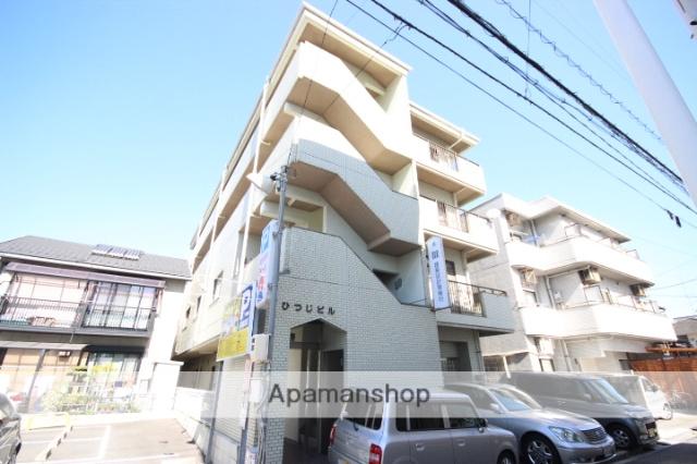広島県広島市南区、比治山橋駅徒歩16分の築25年 4階建の賃貸マンション