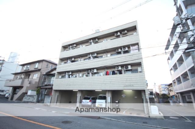 広島県広島市南区の築29年 4階建の賃貸マンション