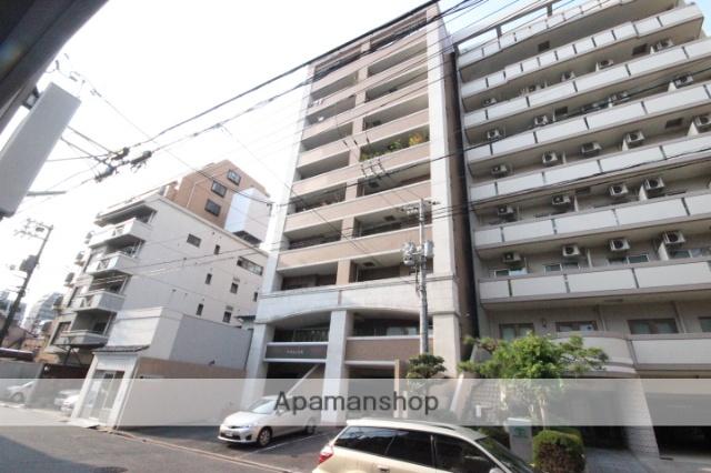 広島県広島市中区、原爆ドーム前駅徒歩7分の築19年 10階建の賃貸マンション