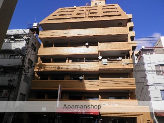 広島県広島市中区、舟入町駅徒歩7分の築28年 10階建の賃貸マンション