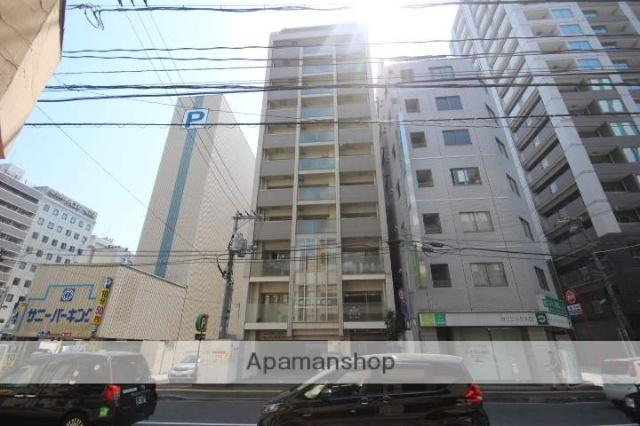 広島県広島市中区、八丁堀駅徒歩7分の築14年 12階建の賃貸マンション