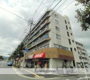 広島県広島市中区、舟入南町駅徒歩20分の築90年 6階建の賃貸マンション