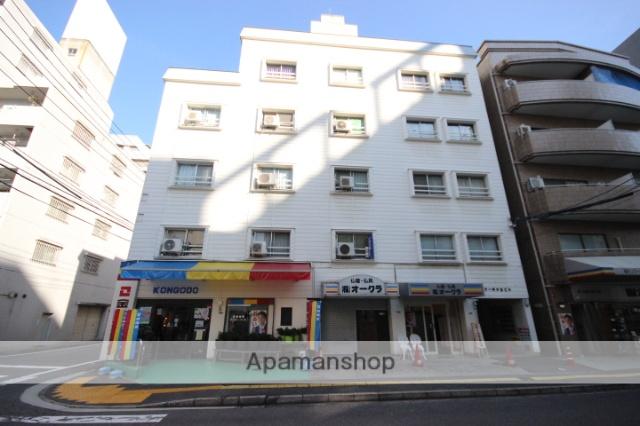 広島県広島市東区、広島駅徒歩8分の築42年 7階建の賃貸マンション