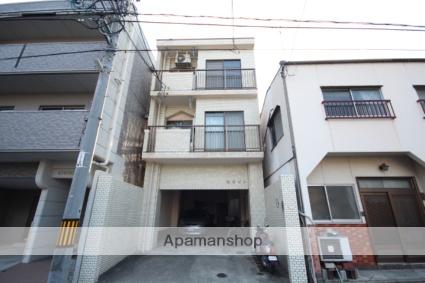 広島県広島市中区、日赤病院前駅徒歩11分の築28年 3階建の賃貸マンション