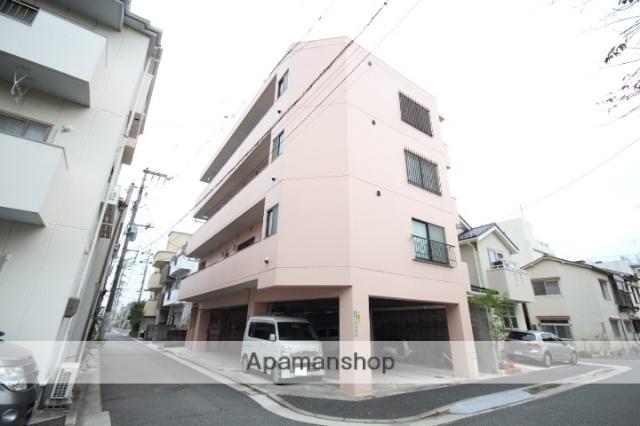 広島県広島市中区、舟入南町駅徒歩14分の築27年 4階建の賃貸マンション