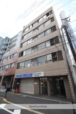 広島県広島市南区、比治山橋駅徒歩27分の築27年 6階建の賃貸マンション