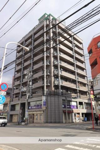 広島県広島市中区、市役所前駅徒歩11分の築20年 14階建の賃貸マンション