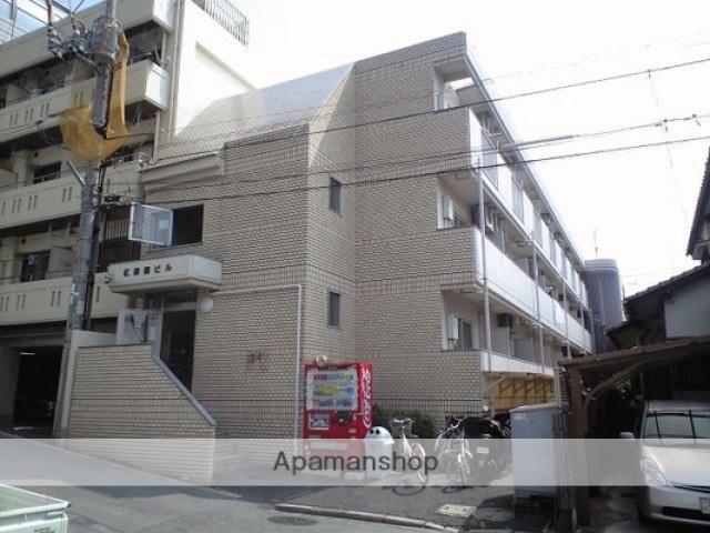 広島県広島市西区、東高須駅徒歩7分の築31年 3階建の賃貸マンション