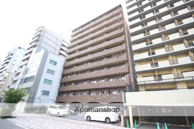 広島県広島市中区、日赤病院前駅徒歩9分の築32年 11階建の賃貸マンション