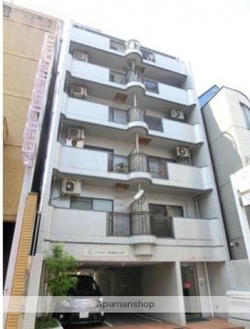 広島県広島市中区、銀山町駅徒歩2分の築31年 7階建の賃貸マンション