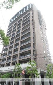 広島県広島市中区、本川町駅徒歩6分の築21年 15階建の賃貸マンション