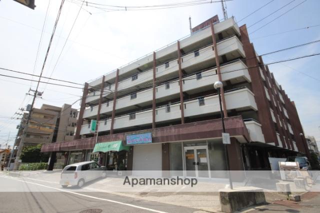 広島県広島市西区、高須駅徒歩11分の築44年 5階建の賃貸マンション