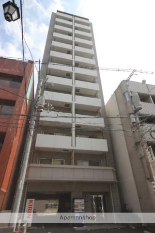 広島県広島市南区、広島駅駅徒歩6分の築8年 13階建の賃貸マンション