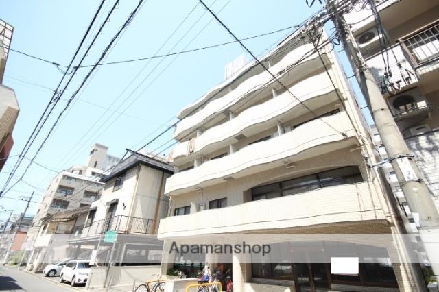 広島県広島市中区、本川町駅徒歩4分の築32年 5階建の賃貸マンション