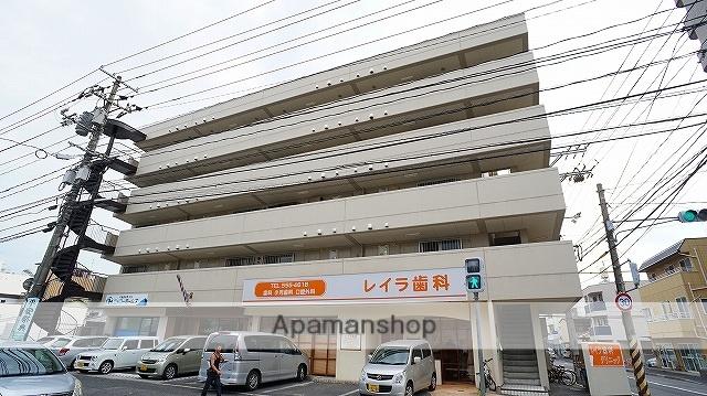 広島県広島市西区、横川駅徒歩11分の築31年 5階建の賃貸マンション
