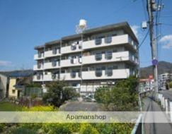 広島県広島市東区、矢賀駅徒歩27分の築36年 4階建の賃貸マンション