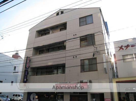 広島県広島市東区、広島駅徒歩8分の築36年 4階建の賃貸マンション