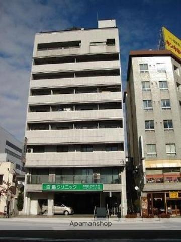 広島県広島市中区、新白島駅徒歩8分の築31年 10階建の賃貸マンション