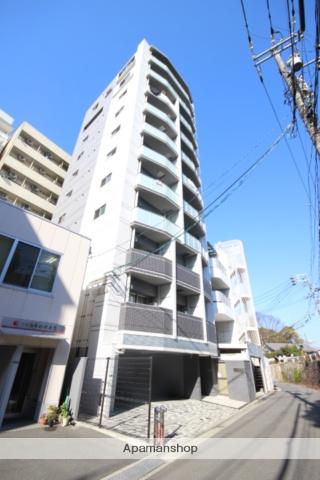 広島県広島市中区、縮景園前駅徒歩4分の築3年 11階建の賃貸マンション