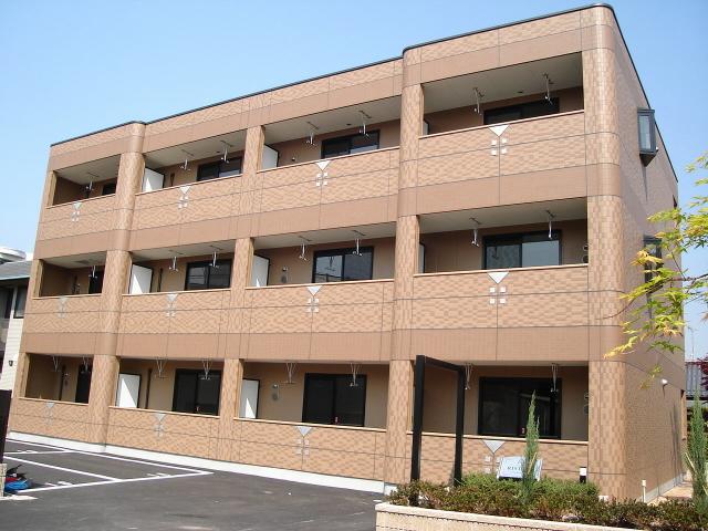 広島県広島市安佐南区、安芸矢口駅徒歩19分の築7年 3階建の賃貸マンション