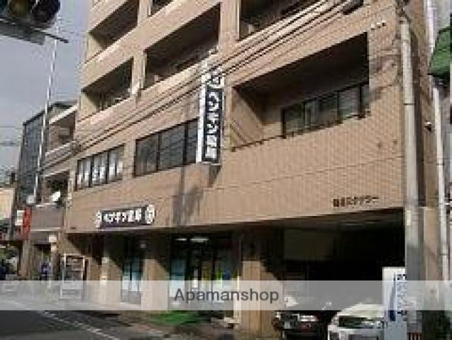 広島県広島市西区、天満町駅徒歩7分の築24年 5階建の賃貸マンション