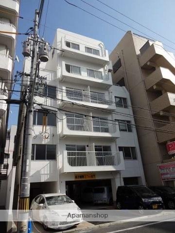 広島県広島市中区、市役所前駅徒歩7分の築43年 6階建の賃貸マンション