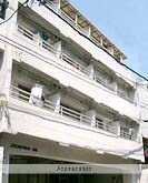広島県広島市中区、本川町駅徒歩8分の築32年 5階建の賃貸マンション