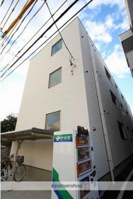 広島県広島市中区、舟入川口町駅徒歩17分の築1年 3階建の賃貸マンション