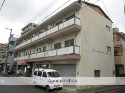 広島県広島市西区、横川駅徒歩16分の築43年 3階建の賃貸マンション