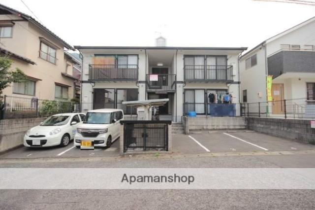 広島県広島市東区、戸坂駅徒歩19分の築21年 2階建の賃貸アパート