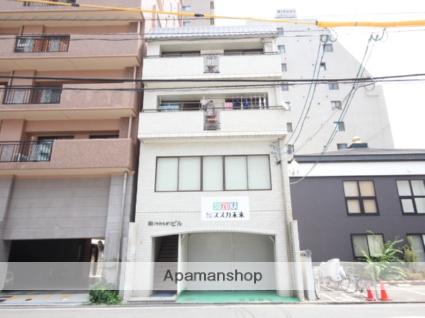 広島県広島市中区の築30年 4階建の賃貸マンション