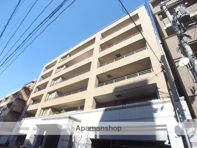 広島県広島市中区、鷹野橋駅徒歩5分の築15年 8階建の賃貸マンション