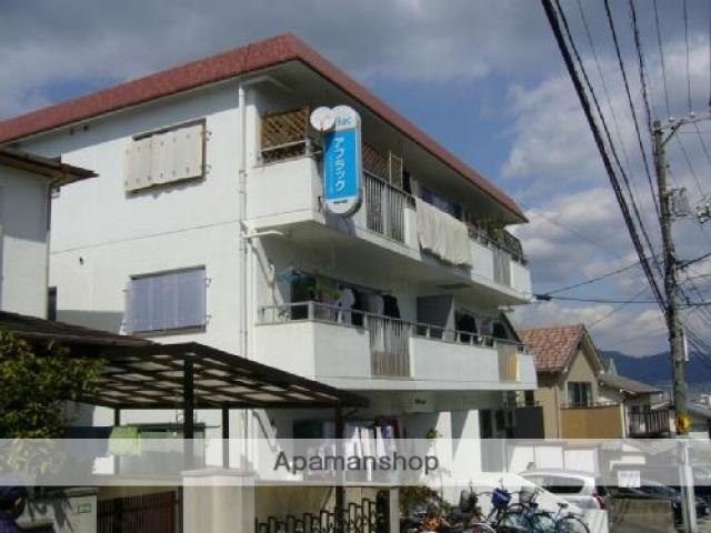 広島県広島市南区、広島駅徒歩30分の築31年 3階建の賃貸マンション