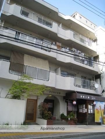 広島県広島市中区、市役所前駅徒歩7分の築34年 4階建の賃貸マンション