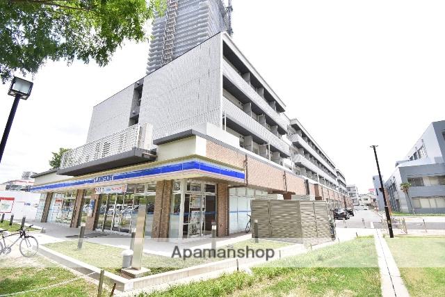 広島県広島市中区、御幸橋駅徒歩8分の新築 4階建の賃貸マンション