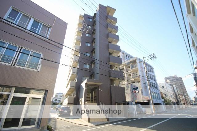 広島県広島市南区、広大附属学校前駅徒歩5分の築2年 8階建の賃貸マンション