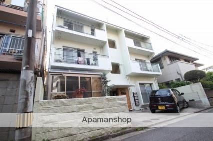 広島県広島市西区、横川駅徒歩16分の築43年 4階建の賃貸マンション