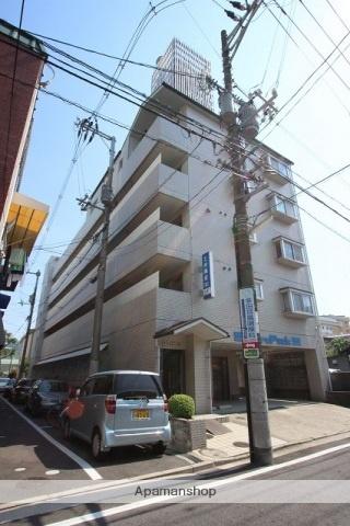 広島県広島市南区、天神川駅徒歩17分の築25年 5階建の賃貸マンション