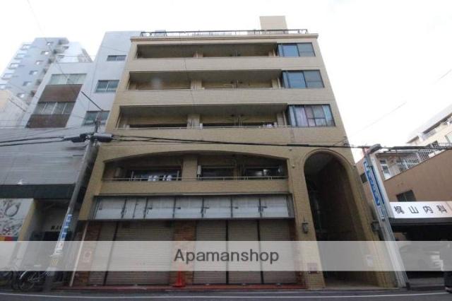 広島県広島市中区、本川町駅徒歩4分の築31年 7階建の賃貸マンション