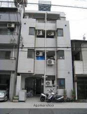 広島県広島市東区、広島駅徒歩7分の築28年 4階建の賃貸マンション