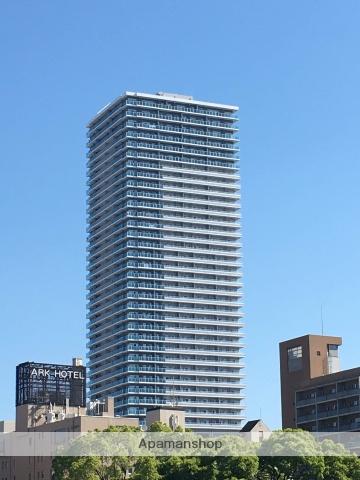 広島県広島市南区、広島駅徒歩4分の新築 46階建の賃貸マンション