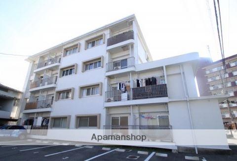 広島県広島市東区、戸坂駅徒歩18分の築42年 4階建の賃貸マンション