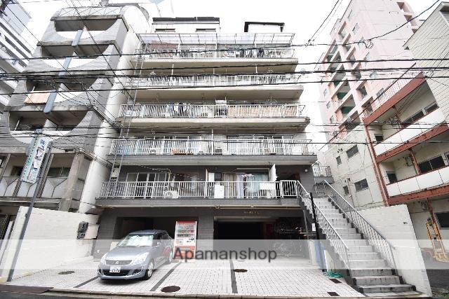 広島県広島市中区、舟入町駅徒歩8分の築33年 7階建の賃貸マンション
