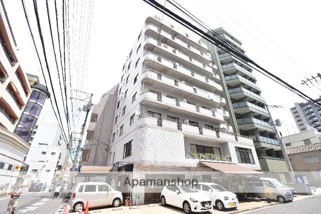 広島県広島市中区、舟入町駅徒歩8分の築25年 11階建の賃貸マンション