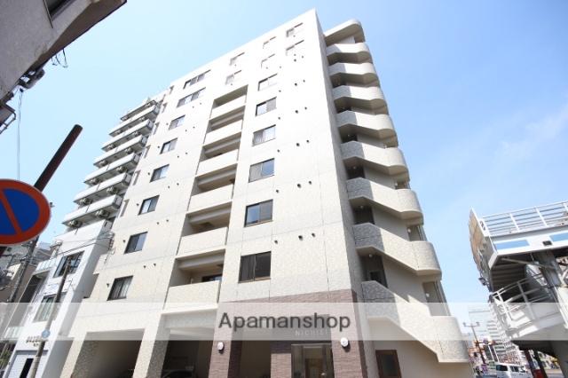 広島県広島市中区、原爆ドーム前駅徒歩5分の新築 12階建の賃貸マンション