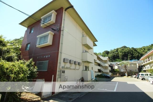 広島県広島市西区、西広島駅徒歩6分の築33年 3階建の賃貸マンション