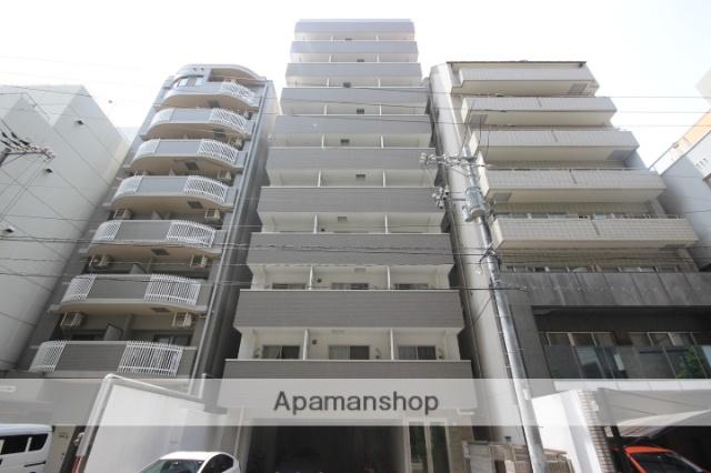広島県広島市中区、銀山町駅徒歩3分の新築 11階建の賃貸マンション